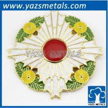 benutzerdefinierte Stanzen Metall Pins, billige Pins