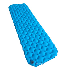 Wholesale Price Colorful Waterproof Outdoor Inflating Camping Sleep Bag Ground Mat