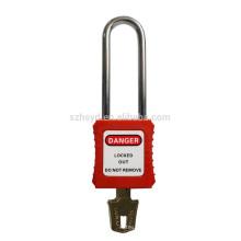 Las mejores ventas aprueban la cerradura del grillete del acero inoxidable 304 de la certificación del CE hacia fuera y etiqueta hacia fuera