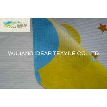 Ante fiscal tela capa PVC Softshell tela de algodón