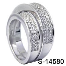 2016 Nouveaux modèles Ensembles d'anneaux en bijoux en argent 925 (S-14580)