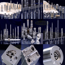 Custom Medical Tooling Syringe Body Mold Components