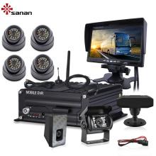 Systèmes de caméra de véhicule de système de surveillance de bus 1080P