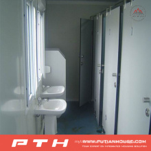 China Supplier Prefabricated Container House as Public Toilet
