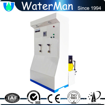 Chlorine Dioxide Disinfectant Generation Equipment