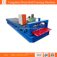 for Sale High Speed Colored Galvanized Steel Metal R Panel Profile Profil Roll Forming Machine