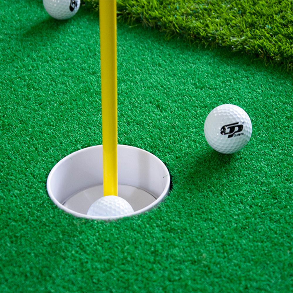 golf mini course 10cm hole cup