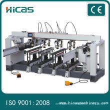 Hc606 Máquina de tratamento de madeira perfuração para placa de madeira