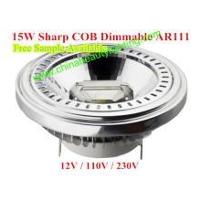 Lámpara LED LED COB Regulable LED AR111