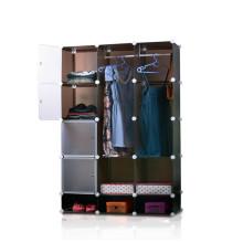 Storage Cube Rack - kann Kleidung, Spielzeug (FH-AL00740-4) halten