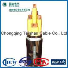 Good Quality PVC/XLPE Material 5521 dc power cable for led