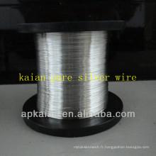 Hebei anping KAIAN fil 0,3 mm en fil pur 9999