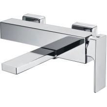Mélangeur de salle de bain en cuivre européen Set robinet de douche de baignoire