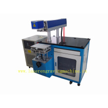 Machine à marquer laser à Shanghai Factory (75W)