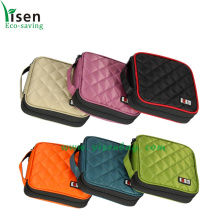 Quilted Tote Car CD Organizer (YSC000-023)
