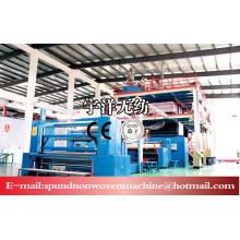 SMS2400 polypropylene spun-bonded nonwoven machine