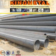 Продольношовные сварных стальных труб для добычи/строительство/транспорт