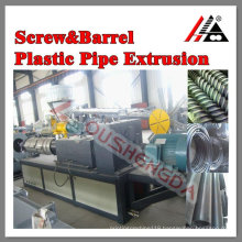 Twin screw barrel for Battenfeld extruder