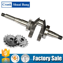Shuaibang Custom Made In China Advanced Oem Customized Gasoline Water Pump Prices List Crankshaft