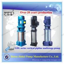 Pompe en ligne verticale de GDL / pompe de circulation de chaudière / pompes de chaudière en ligne