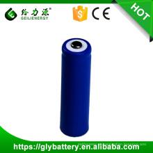 18650 Li-ion Bateria De Lítio Para Lanterna FLash Atacado Preço de Fábrica Preço de Alta Qualidade
