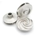 Изготовленные на заказ алюминиевые формованные детали для литья под давлением