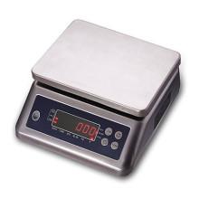 Digital Eletrônico de Aço Inoxidável Pesando Contando Escala de Mesa 30kg