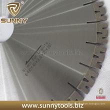 Modell der 350mm horizontalen Klinge für Multi Blade Machine