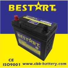 Bateria superior JIS 55b24r-Mf do veículo de Bestart Mf da qualidade 12V50ah