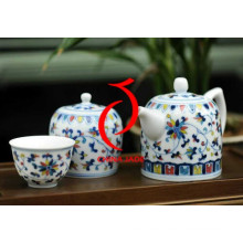 Hot Sales Decoración para el hogar Set de té de cerámica