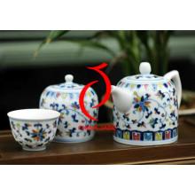 Hot Sales Casa Decoração Cerâmica Tea Set