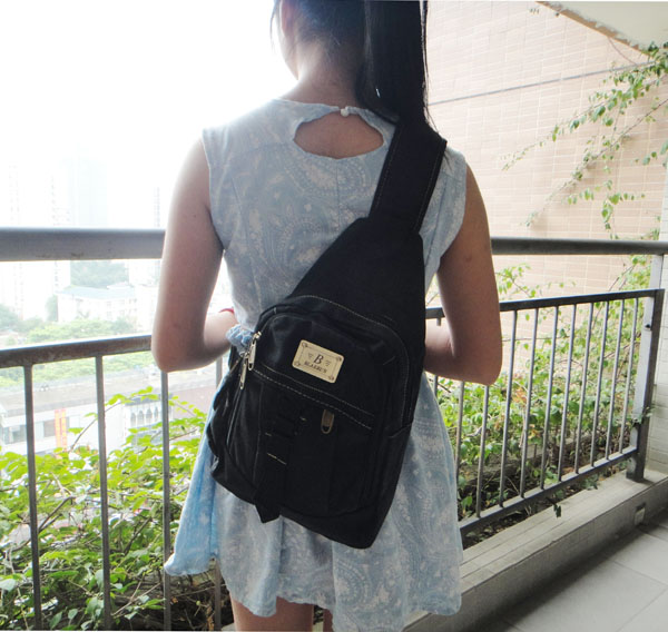 Good Quality Canvas Waist Bag