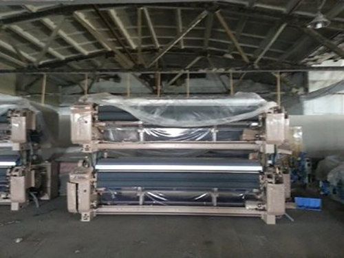 textile machinery used