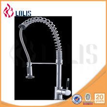 (A0024) Хром готовый гибкий шланг воды гребень всплывающий кухонный кран
