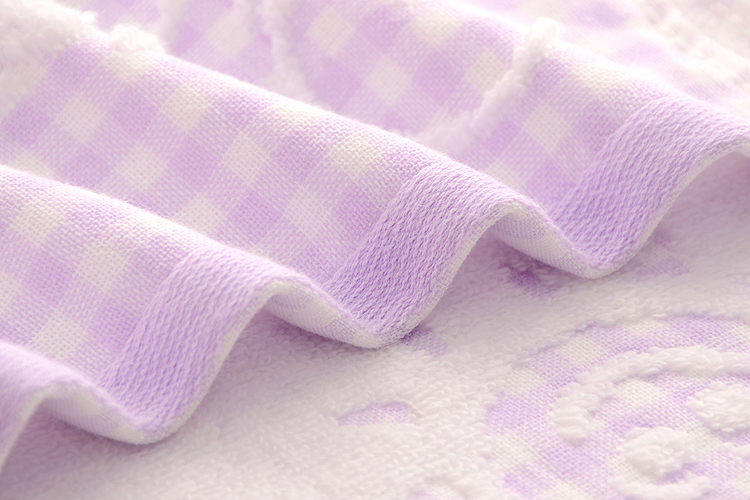 Kids Cotton Square Towel