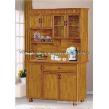 Wooden Kitchen Cabinet with Legs