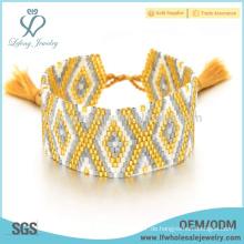 Neue Samen Perlen Armbänder, böhmische Armband Schmuck