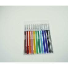 12pcs niños gruesos mágicos que pintan la pluma de la acuarela del marcador del arr