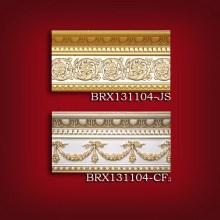 Moulage PS pour la construction de décoration d'intérieur pour le marché du Moyen-Orient
