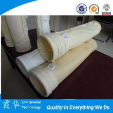 Hochtemperatur-Nadelfilz-Filter für Zementstaub