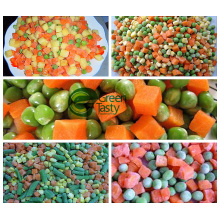 Supplier New Crop Frozen Mixed Vegetable