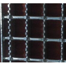Serrated Galvanized Steel Bar Grating