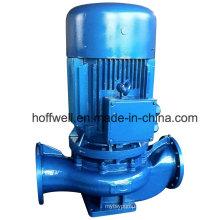 ИСГ самовсасывающий центробежный трубопровод водяного насоса