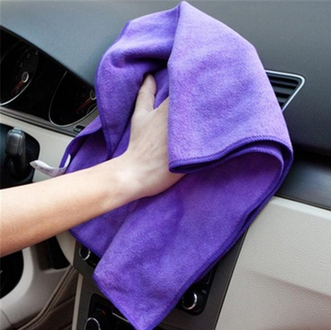 microfiber cloth car towels