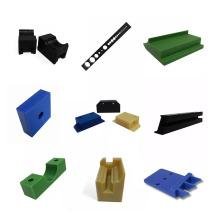 Customized mc901 nylon plastic machine turning milling cnc parts
