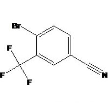 3-Трифторметил-4-бромбензонитрил CAS № 1735-53-1