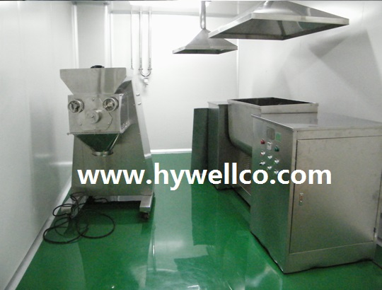 Extract Granulating Machine