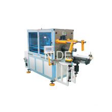Machine d'insertion de bobine de bobine de stator de type horizontal de ventilateur