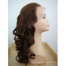 full lace human hair wigs glueless,curly wig for black women