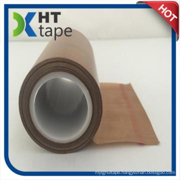 China Top Qualtiy Heat Insulation PTFE Teflon Fabric Adhesive Tapes